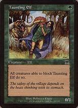 MTG x4 Taunting Elf (Onslaught) MINT + BONUS! - $1.99