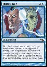 Mtg Shared Fate (Mirrodin) Mint + Bonus! - $1.00