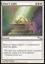 Mtg Altar's Light Foil (Mirrodin) Mint + Bonus! - $1.50