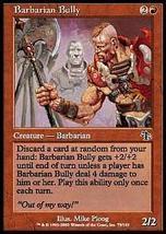 MTG Barbarian Bully FOIL (Judgment) MINT + BONUS! - $1.00