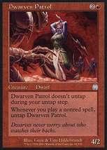MTG x2 Dwarven Patrol (Apocalypse) MINT + BONUS! - $1.00