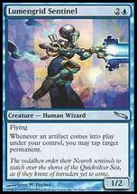 MTG x2 Lumengrid Sentinel (Mirrodin) MINT + BONUS! - $1.00