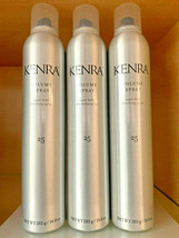 Kenra Volume Spray #25 Super Hold Finishing Spray 10oz (3 PACK) - $37.99