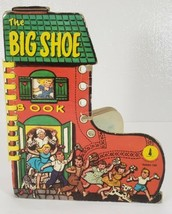 The BIG SHOE BOOK, Virginia Brody & Ottilie Foy, 1956  - $15.99