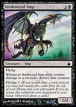 MTG x4 Stinkweed Imp (Ravnica) MINT + BONUS! - $1.50