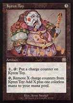 MTG Kyren Toy (Mercadian Masques) MINT + BONUS! - $1.00