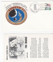 APOLLO 14 TITUSVILLE MOONPORT STAMP CLUB TITUSVILLE FLORIDA JAN 31 1971  - $1.98