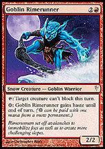 MTG Goblin Rimerunner FOIL (Coldsnap) MINT + BONUS! - $1.00