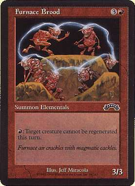 Primary image for MTG x4 Red Commons Exodus NM PICK A SET