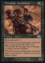 MTG x4 Thornscape Battlemage (Planeshift) MINT + BONUS! - $1.75