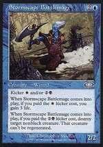 MTG x4 Stormscape Battlemage (Planeshift) MINT + BONUS! - $1.75