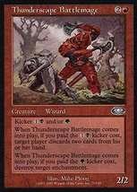 MTG x4 Thunderscape Battlemage (Planeshift) MINT+BONUS! - $1.99