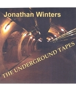 The Underground Tapes by Jonathan Winters (CD-R, Non-Record Label) - $19.99