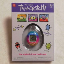 BANDAI First Generation Gen Tamagotchi Rainbow ver. Pet Game New Unopend Unused - $139.99
