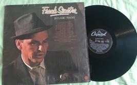 Frank Sinatra: 20 Classic Tracks Capitol LP Vinyl Record 1981 - $11.64