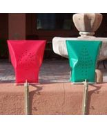 RED STAR / GREEN TREE ELECTRIC luminary pathway light SET - RC brand  CH... - $65.00