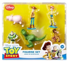Disney Pixar Toy Story Figurine Playset Action Figures BRAND NEW Woody Jessie - $22.91