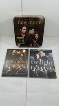2009 The Twilight New Moon Board Game And Movie Book Magazine 2008/09 Set - $28.20