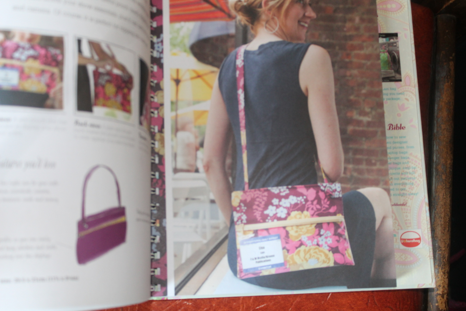 A Bag for All Reasons 12 All New Bags & Purses to Sew for Every Occasion Book