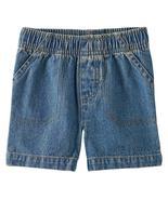 Baby Boy Jumping Beans Denim Shorts, 9 Months - $8.00