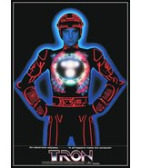TRON Video Arcade Game - Movie Stand-Up Display - Gift Idea Memorabilia ... - $15.99