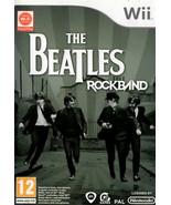 The Beatles Rockband Wii (Nintendo Wii) - Free Postage - UK Seller NP - $8.43
