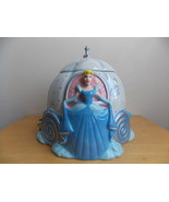 Disney Cinderella Carriage Cookie Jar  - $125.00