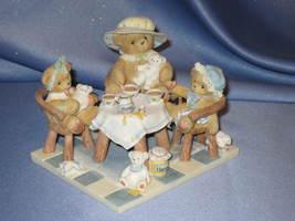 "Cherished Teddies - Mimi, Darcie And Misty - ""Theres Always Time For Fri... - $25.00"