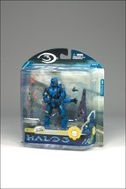 McFarlane Toys Halo 3 Series 3 Exclusive Action Figure Blue Spartan Sold... - $53.46