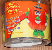 Mr Potato Head Make A Magical Monster Pumpkin 2008 Paper Magic Group New Unused - $10.00