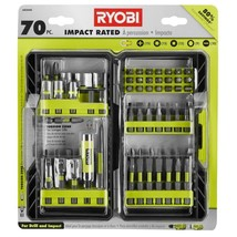 Impact Rated Driving Kit (70-Piece) - $99.00