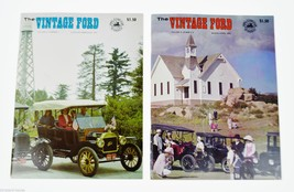 Vintage Ford Mags 1971 Jan - Apr  Antique Automobiles, Model T Ford - $25.00
