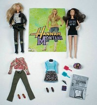 Disney Hannah Montana Miley Cyrus Dolls & Access Singing Best Of Both Worlds - $44.54