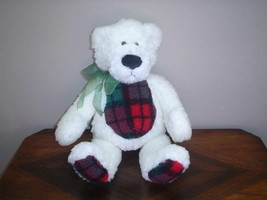 "Gund 2002 SAKU MAC Plush Bear Handmade Retired 15"" - $86.85"