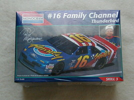 FACTORY SEALED Monogram #16 Family Channel Thunderbird #2465 Ted Musgrave - $12.86
