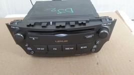 Lexus IS250 IS350 Radio 6 Cd Changer Player MP3 86120-53430 - $197.99