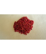 1 Package of 1000 Craft Sewing Jewelry Pink Orange Seed Beads -Free Ship... - $4.00