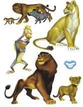 Roommates Disney's The Lion King Wall Decal Set RMK4139SS - $8.99