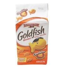 Pepperidge Farm Goldfish, Cheddar, 6.6-ounce bag (pack of 8) - $33.99