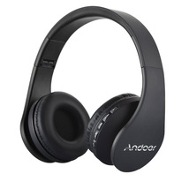 Multi-colors Professional Portable Music Wireless Stereo Bluetooth 4.1 H... - $22.99