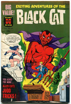 Black Cat 64 VG 4.0 Volume 2 1963 Harvey Giant Size Lee Elias - $38.60