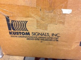 Kustom Signals Inc. Eye Upgrade System EU01819 - $280.50
