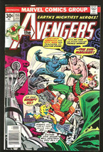 AVENGERS #155 Conway Perez Marcos Fine+/VF 1977 BLACK PANTHER + Marvel D... - $16.83