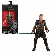 "Star Wars Black Series Anakin Skywalker Padawan AOTC 6"" Action Figure *I... - $24.74"