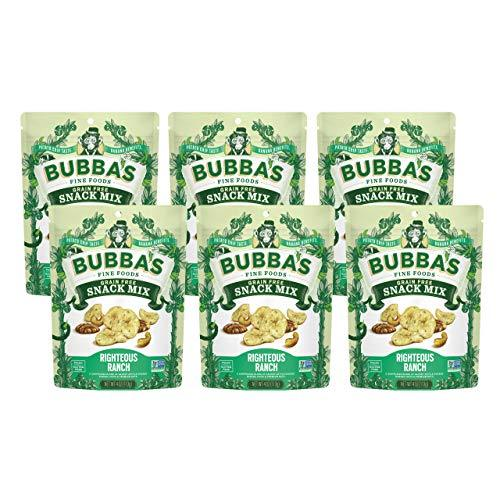 BUBBAS SNACKS