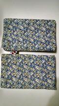 "Tommy Hilfiger Pillow Sham Floral Blue 25"" x 30"" - $18.49"