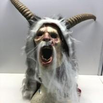 Lot (7) Halloween Mask Night Breed Berzerker Creepshow Nate Clive Barker Krampus image 2