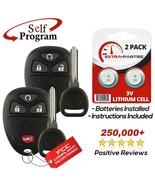 2 For 2007 2008 2009 Pontiac Torrent Remote Keyless Entry + Key - $18.26