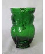 Creamer / Mini Pitcher, Green Owl, Made in Taiwan, Vintage - $8.00