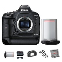 Canon EOS-1D X Mark Ii Dslr Camera With Extra LP-E19 Battery - $4,523.57